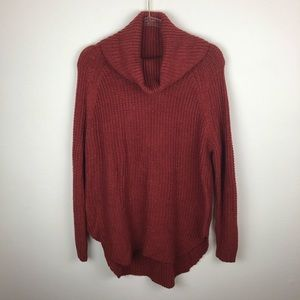 A New Day Oversized Cowl Neck Sweater Size L